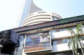sensex closes 354 points with big fall