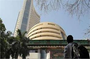 sensex closes 80 points down nifty closes below 1100