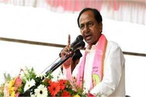 adr report kcr government performed poorly on voter concerns