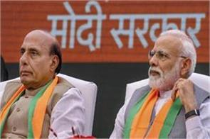 if we come in power again policy of zero tolerance will continue rajnath