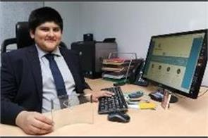 indian origin boy becomes youngest accountant in britain
