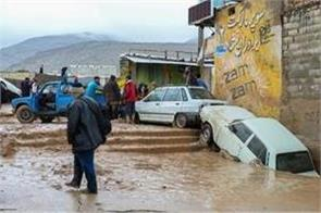 76 dead in iran floods as tehran weighs costs
