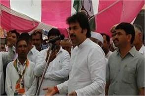 kuldeep bishnoi is dreaming of  cm chair  by taking father s name