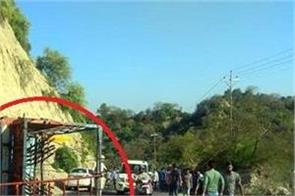 once again the tampo filled with devotees returning from baba balak nath