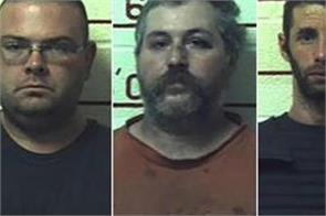 3 men jailed fo having sex with horses goats dog and cow