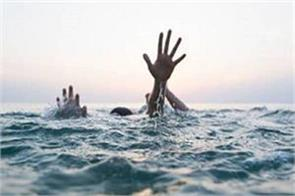 jharkhand 2 children died drowning river ranchi police in investigation