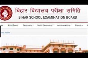 bihar board date compartment examinations  schedule exam