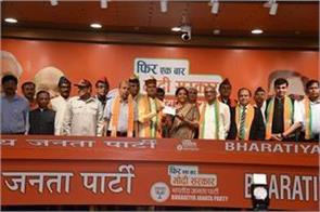 seven ex servicemen included in the bjp say  safe in the hands of modi