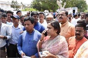 odisha dr budhani murmu resigns from government office