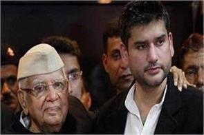 rohit shekhar tiwari son of former cm nd tiwari of up uttarakhand dies