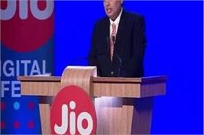 reliance jio continuously with the largest subscriber base in punjab