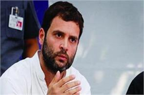 rahul said by having martyr in defense of the country he should be respected