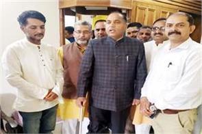 cm jairam takes feedback from legislators