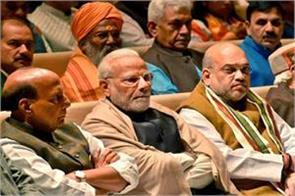 bjp can release its election  sankalp letter  on sunday