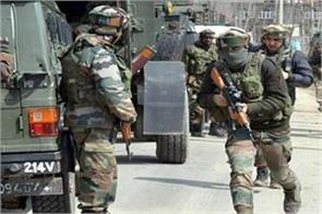 grenade raid on crpf camp in pulwama a young injured
