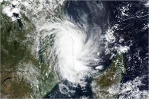 cyclone fani can wreak havoc over butterfly all three forces on alert