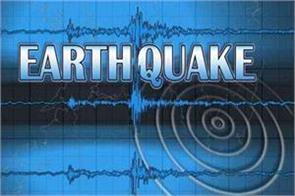 earthquake shocks felt in uttarakhand people scared of homes