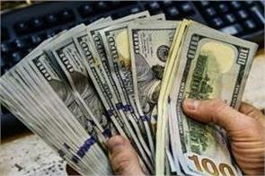 foreign exchange reserves declined by 73 92 million