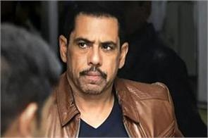 robert vadra asks for permission to go abroad