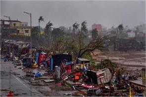 hurricanes will hit the west bengal after orissa today