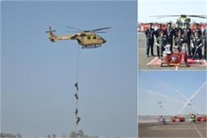 34 officers from nasik s cats completed the aviation course