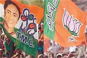 trinamool hopes to go to the bjp for the votes of the left