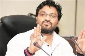 babul supriyo threatens litigation against election officer