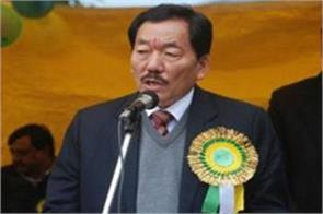 pawan chamling s round ends in sikkim after 24 years