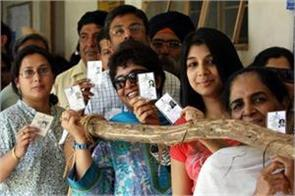 lok sabha elections polling for 59 seats in 8 states today
