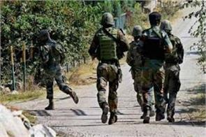 an encounter between militants and security forces continues in pulwama