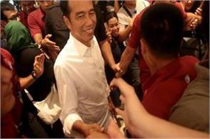 indonesia joko widodo wins second term as president election commission