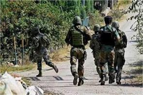 encounter between militants and security forces in kulgam an intense pile