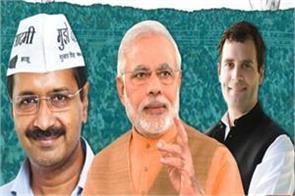 delhi lok sabha election 2019