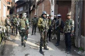 pulwama encounter 3 terrorists killed 1 jawan has lost his life