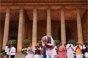 modi government 2 0 pm started second innings with 57 ministers