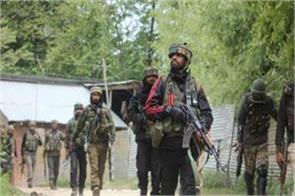 j k 1 terrorist pile in kulgam encounter