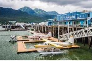 5 dead 1 missing after floatplanes carrying cruise goers collide in