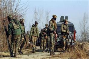 shopian encounter one terrorist has been neutralised in the encounter