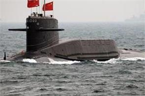 china deployed nuclear submarines to sea pentagon