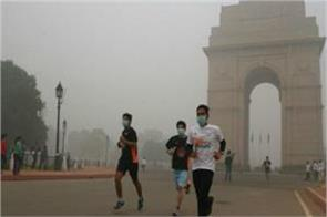 demand of increased masks in india due to pollution