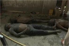 painful accident on labor day 3 laborers die including father and son
