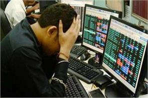 sensex plunges 450 points nifty rolls 127 points