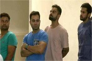 virat kohli sheila dixit and gambhir were voted in morning