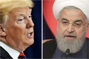 iran  will want to talk soon  trump