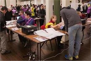 voting begins in australia general election