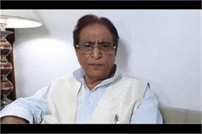 aziz khan has spread to the country due to the exit poll azam khan