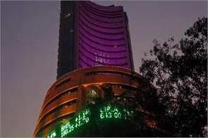 sensex closes 248 points higher on profit booking
