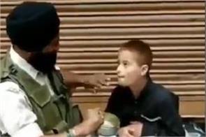 jammu kashmir police share heart touching video