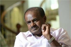 kumaraswamy lodged an fir against senior journalist