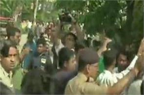 violence during voting in west bengal